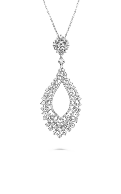 Roman And Jules Open Teardrop Diamond Pendant DN1036-1 product image