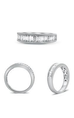 Roman and Jules Bridal Label Wedding Band KR1591W-WB-18K product image