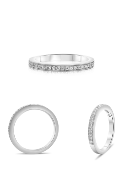 Roman And Jules Bridal Label Wedding Band KR1639W-WB product image