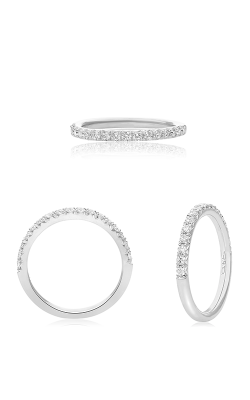 Roman and Jules Bridal Label Wedding Band KR2010W-WB product image