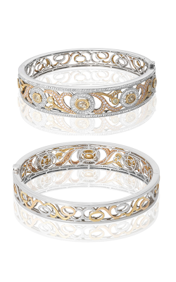 Roman And Jules Fashion Label Bangle KB2721WRY-18K product image