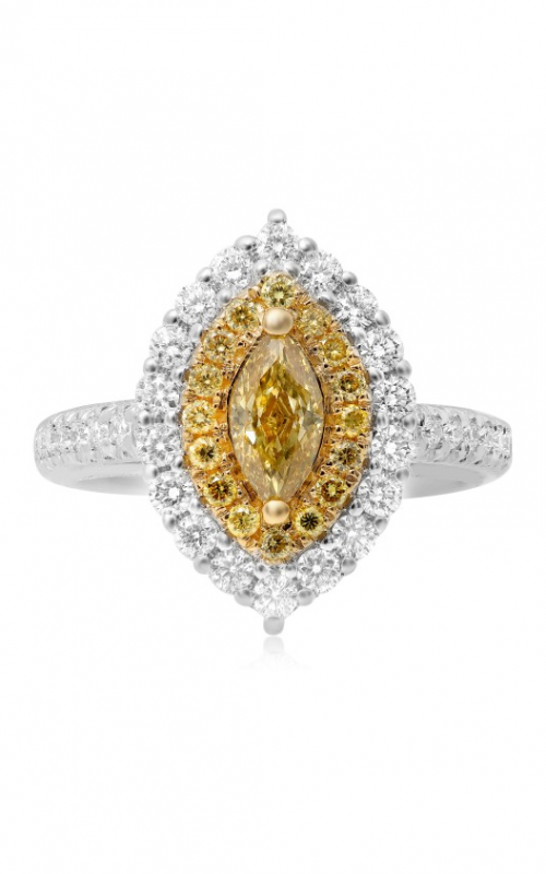 Roman and Jules Yellow Label Engagement ring NR822-4 product image