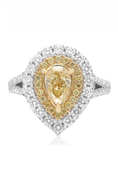 Roman and Jules Yellow Label Engagement ring NR762-8 product image