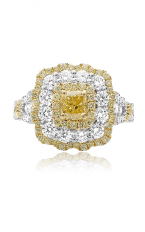 Roman and Jules Yellow Label Engagement ring NR766C-4 product image