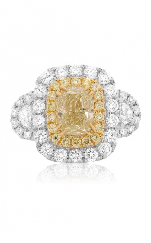 Roman and Jules Yellow Label Engagement ring NR862A-1 product image