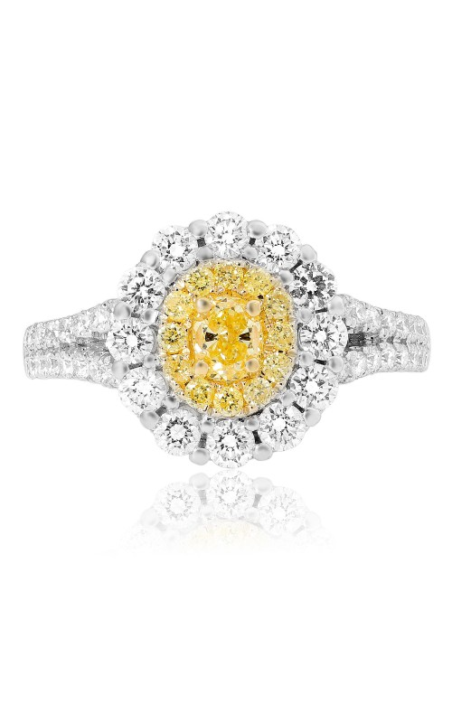 Roman and Jules Yellow Label Engagement ring NR779-2 product image