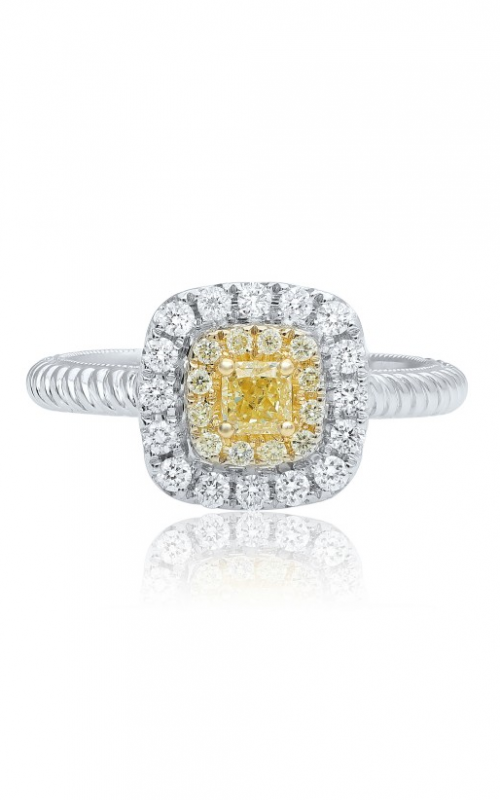 Roman and Jules Yellow Label Engagement ring NR745A-2 product image