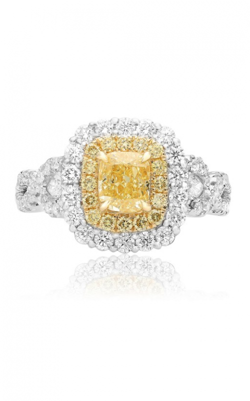 Roman and Jules Yellow Label Engagement ring NR844-2 product image