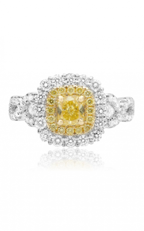 Roman and Jules Yellow Label Engagement ring NR844-3 product image
