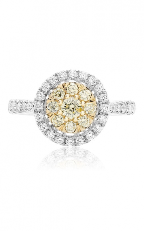 Roman and Jules Yellow Label Fashion ring NR885D-1 product image
