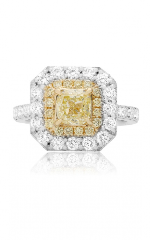 Roman and Jules Yellow Label Engagement ring NR763B-14 product image