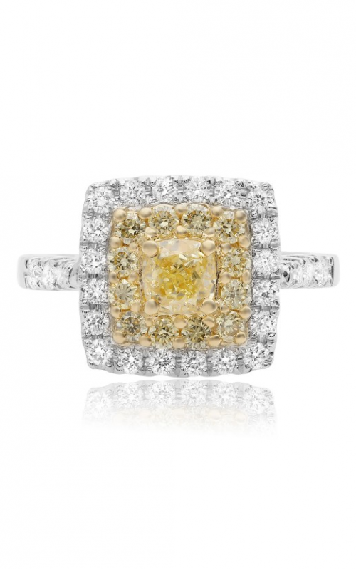 Roman and Jules Yellow Label Engagement ring NR876-2 product image
