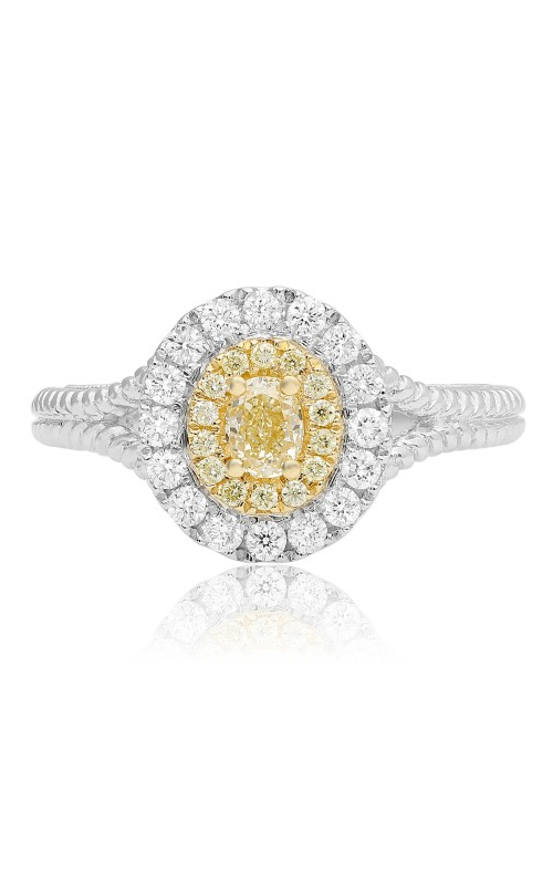 Roman and Jules Yellow Label Engagement ring NR760A-5 product image
