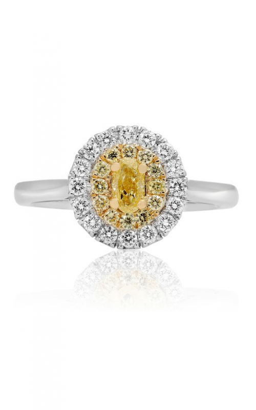 Roman and Jules Yellow Label Engagement ring NR745-6 product image