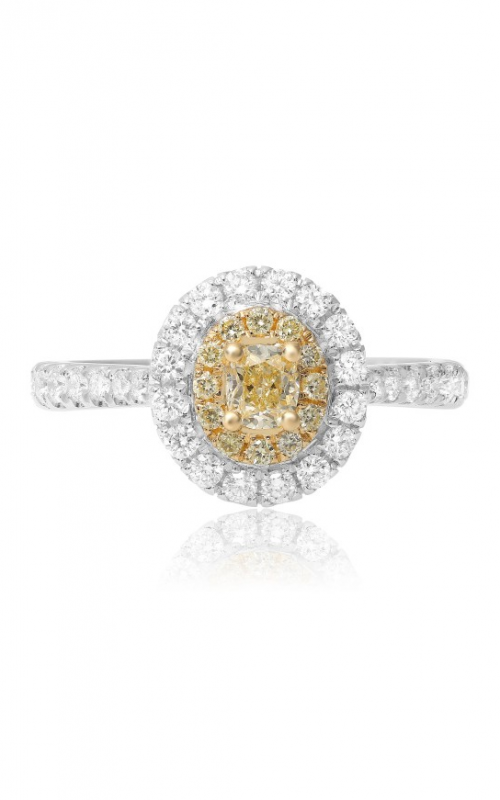 Roman and Jules Yellow Label Engagement ring NR741B-1 product image