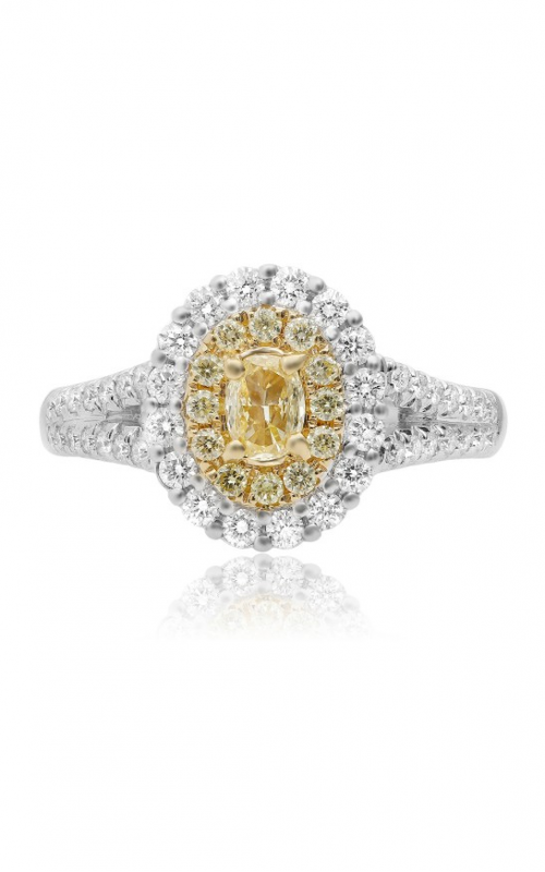 Roman and Jules Yellow Label Engagement ring NR881-1 product image