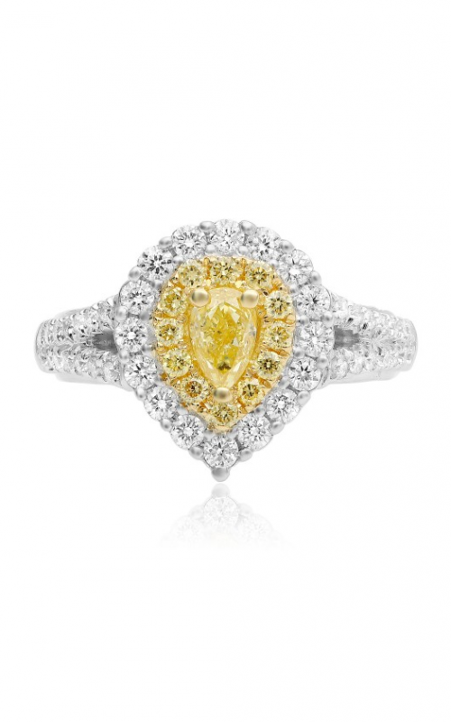 Roman and Jules Yellow Label Engagement ring NR781-11 product image