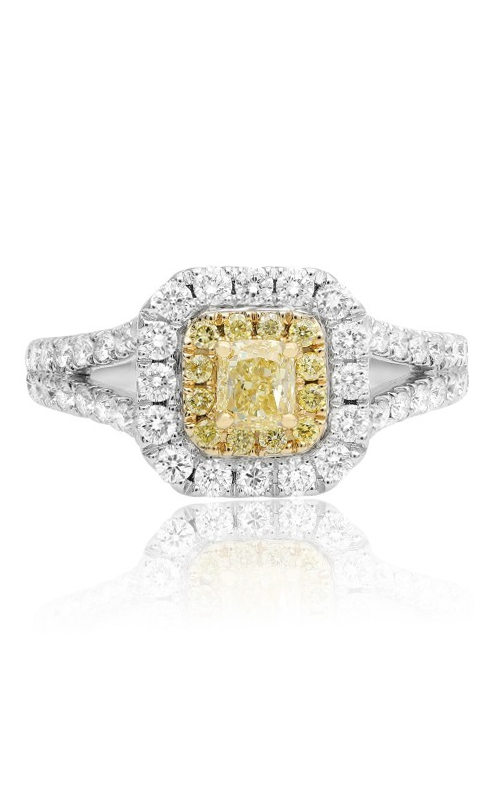 Roman and Jules Yellow Label Engagement ring KR3600-18K-23 product image