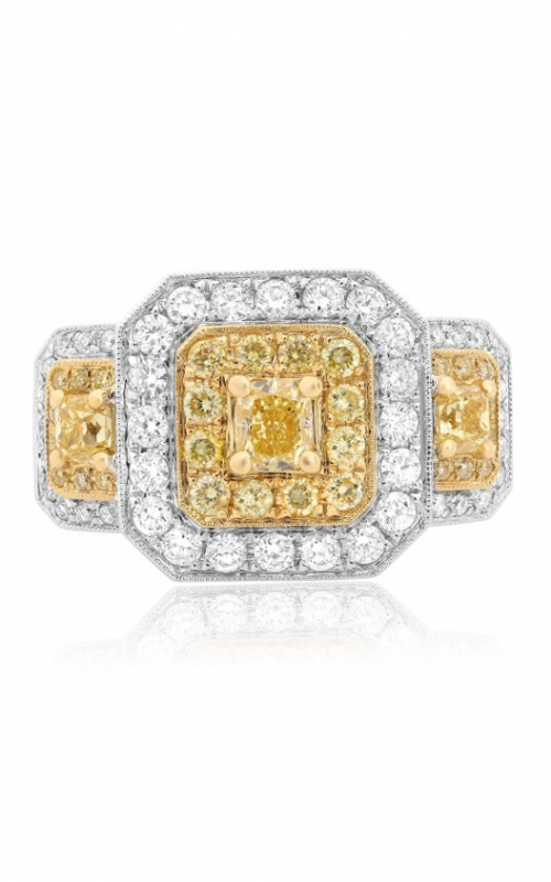 Roman and Jules Yellow Label Engagement ring 1039-2 product image