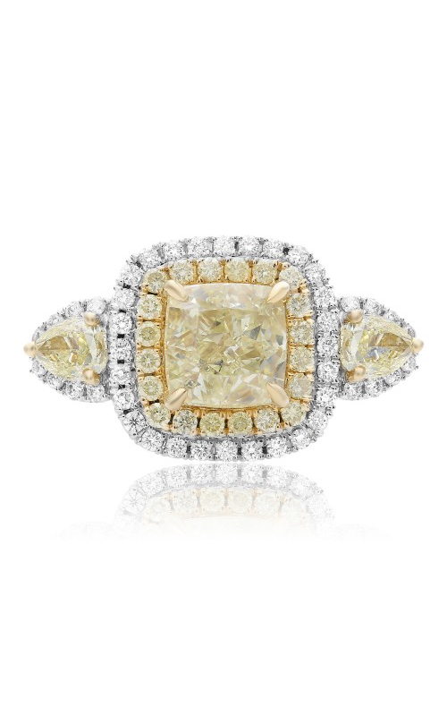 Roman and Jules Yellow Label Engagement ring KR5656-1 product image