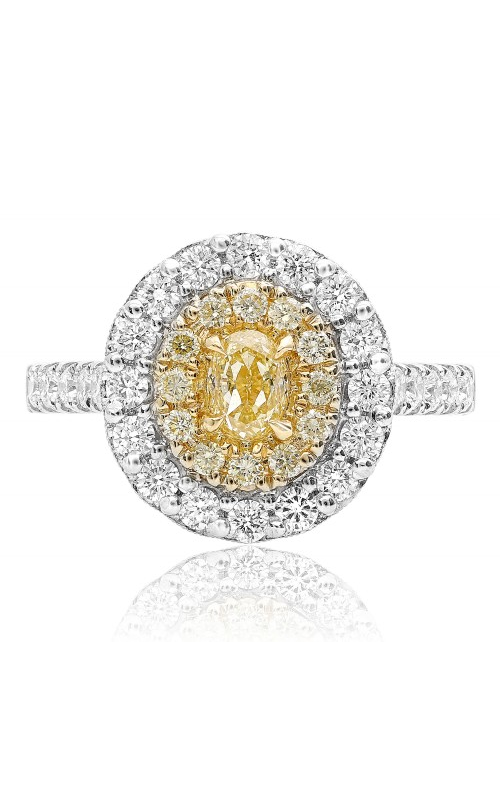 Roman and Jules Yellow Label Engagement ring NR707-3 product image