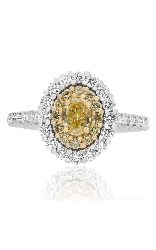Roman and Jules Yellow Label Engagement ring KR5736-3 product image