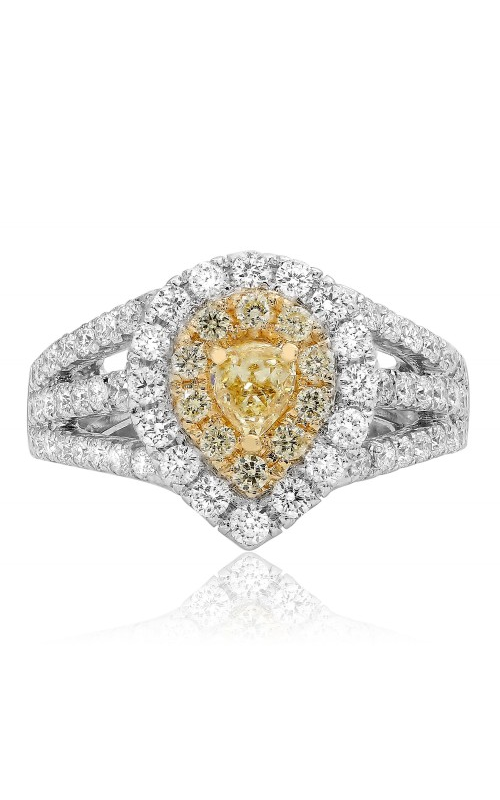 Roman and Jules Yellow Label Engagement ring NR735-1 product image