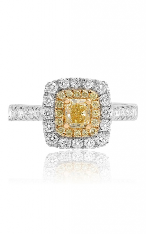 Roman and Jules Yellow Label Engagement ring NR741A-1 product image