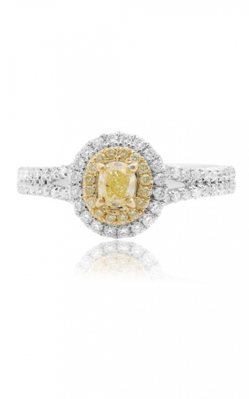 Roman and Jules Yellow Label Engagement ring NR749-1 product image
