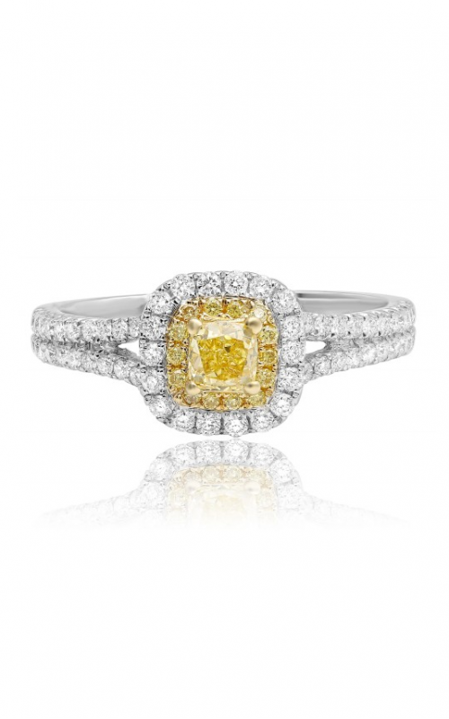 Roman and Jules Yellow Label Engagement ring NR749B-1 product image