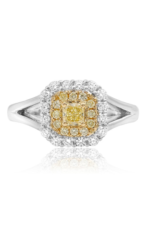 Roman and Jules Yellow Label Engagement ring NR760B-1 product image