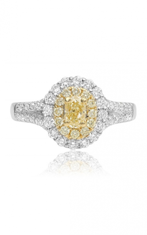 Roman and Jules Yellow Label Engagement ring NR761C-1 product image