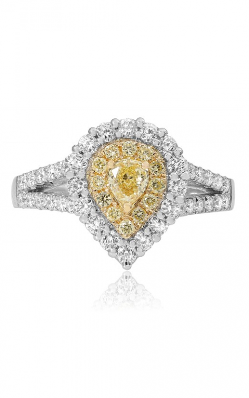 Roman and Jules Yellow Label Engagement ring NR762-5 product image