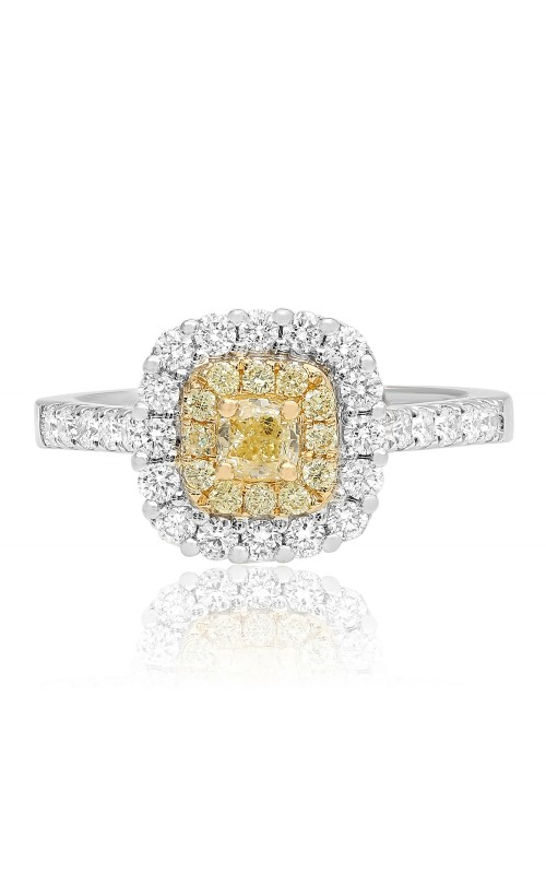 Roman and Jules Yellow Label Engagement ring NR763C-1 product image