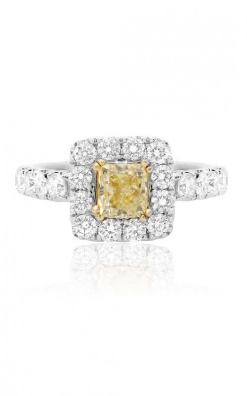 Roman and Jules Yellow Label Engagement ring UR1396WY-18K-1 product image