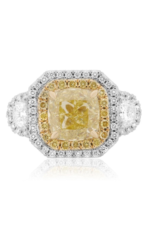 Roman and Jules Yellow Label Engagement ring KR5716-1 product image
