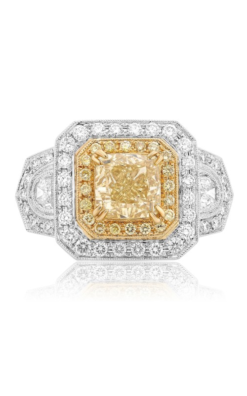 Roman and Jules Yellow Label Engagement ring NR611-1 product image