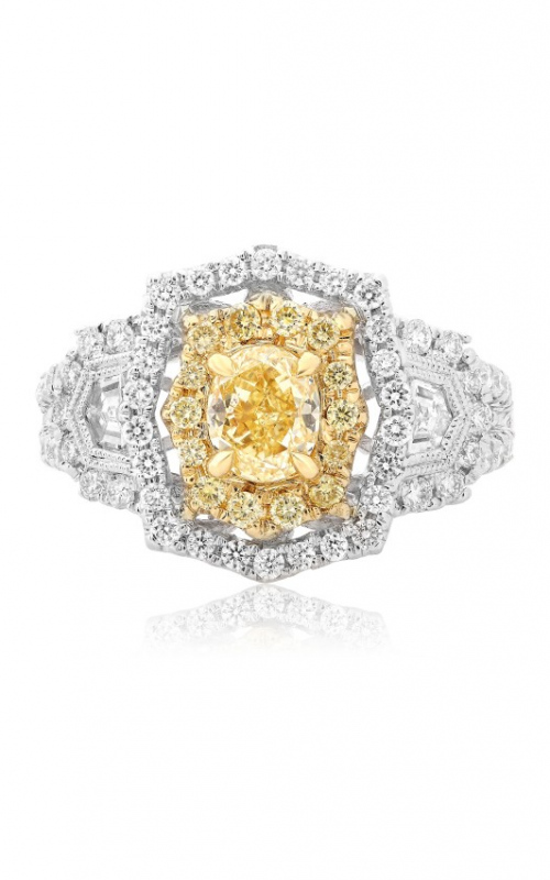 Roman and Jules Yellow Label Engagement ring NR629-9 product image