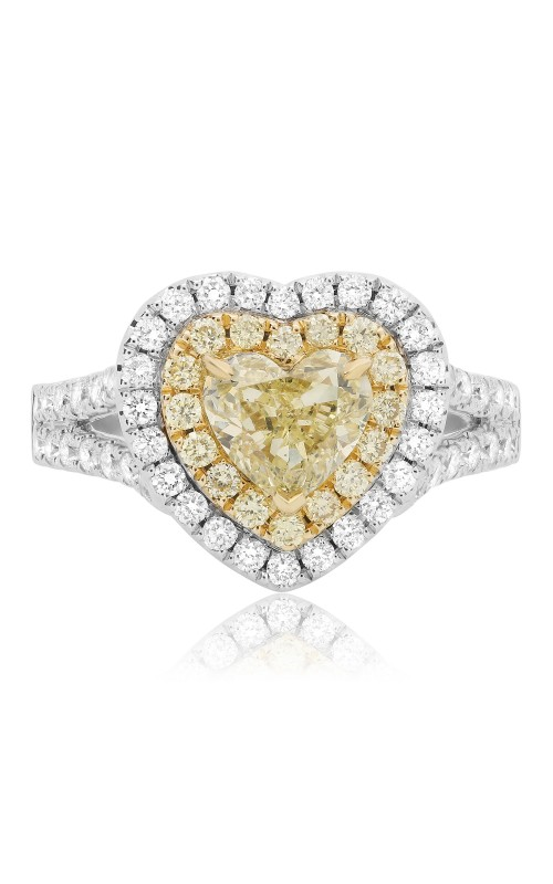 Roman and Jules Yellow Label Engagement ring KR5701-2 product image
