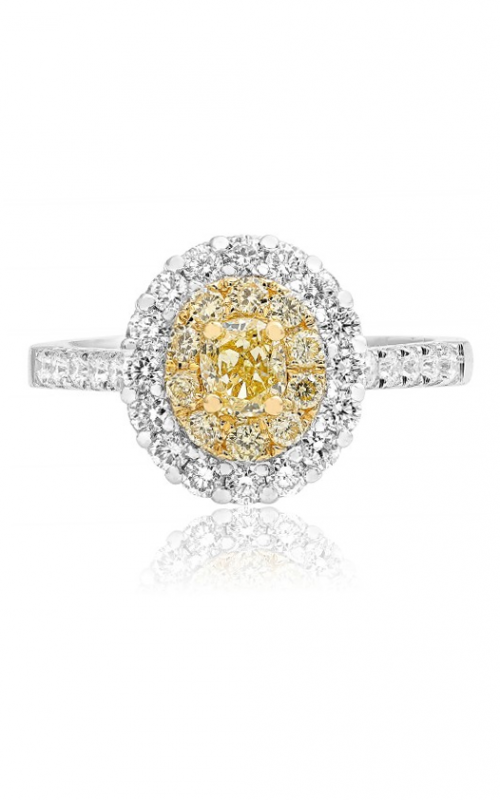 Roman and Jules Yellow Label Engagement ring NR763D-1 product image
