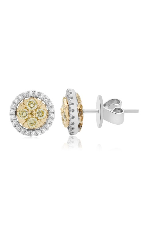 Roman and Jules Yellow Label Earrings NE884D-1 product image