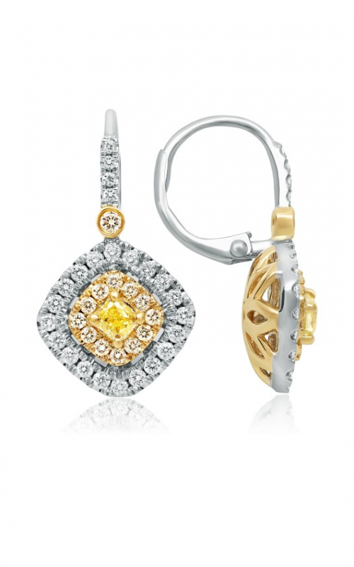 Roman and Jules Yellow Label Earrings KE5742-8 product image