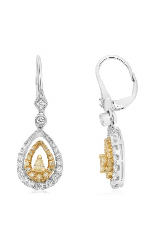 Roman and Jules Yellow Label Earrings 1023-1 product image