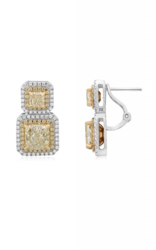 Roman and Jules Yellow Label Earrings KE5703-1 product image