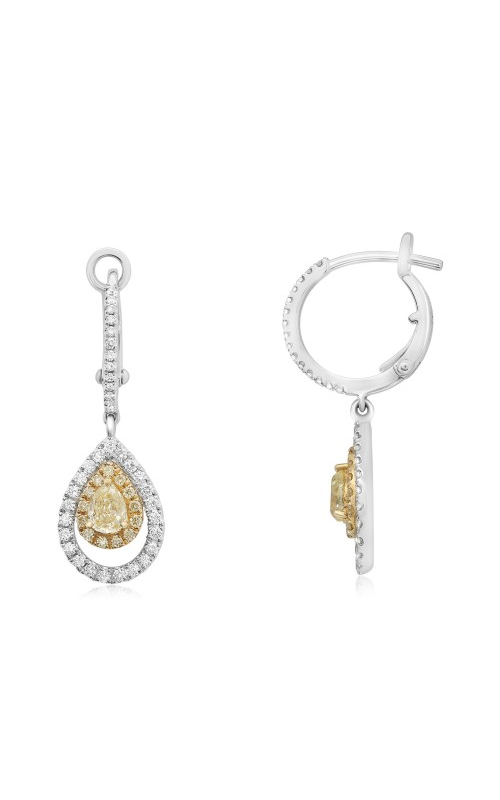 Roman and Jules Yellow Label Earrings KE2279WY-18K-2 product image