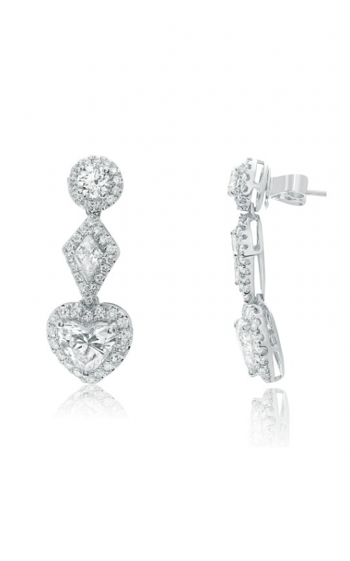 Roman and Jules Fashion Label Earrings ME627-1 product image