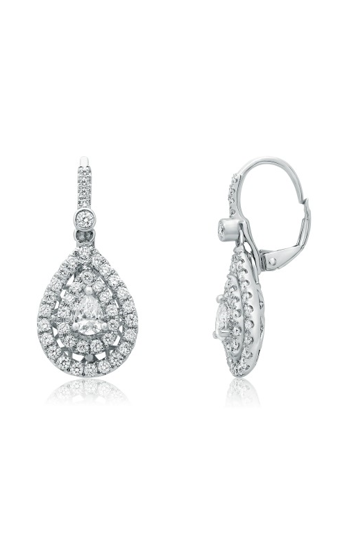 Roman and Jules Fashion Label Earrings NE656-2 product image