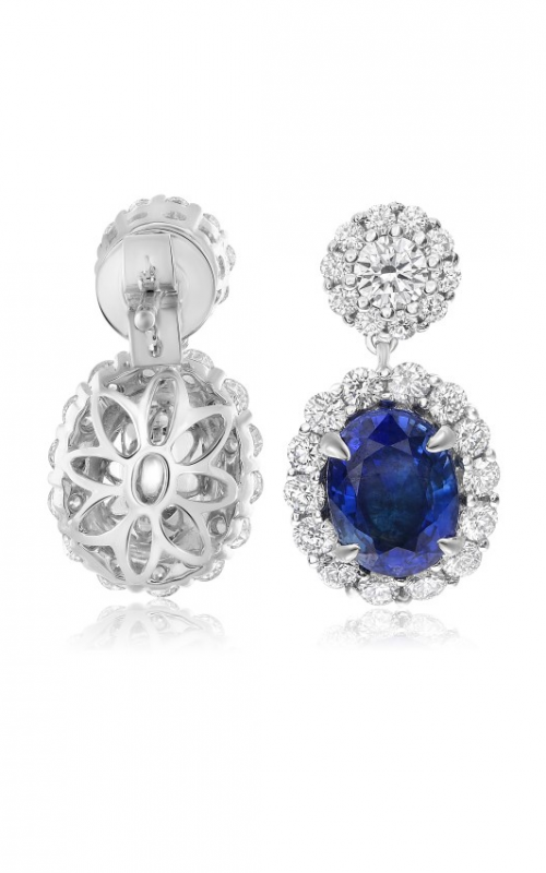 Roman and Jules Color Label Earring ME510-12 product image