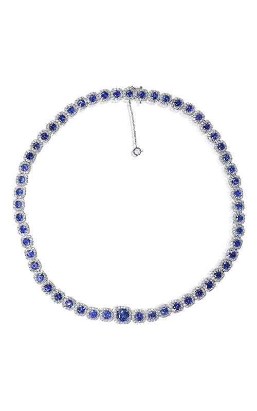 Roman and Jules Color Label Necklace MN639-1 product image
