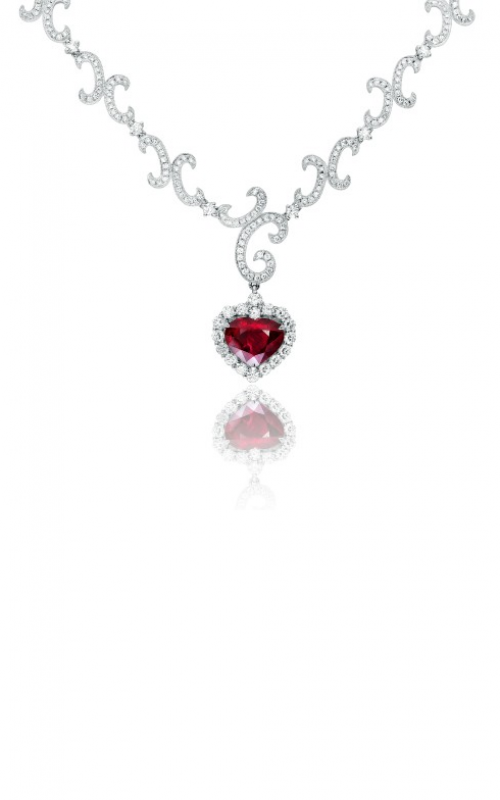 Roman and Jules Color Label Necklace MN548-5 product image